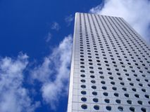 Jardine House, Hong Kong  Royalty Free Stock Photography