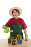 Jardineiro imagens de stock