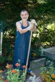 Jardineiro foto de stock royalty free