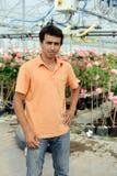 Jardineiro Fotografia de Stock