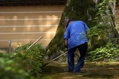Jardineiro Foto de Stock