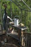 Jardineiro do equipamento Fotografia de Stock Royalty Free