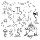 Jardinería Imagenes de archivo