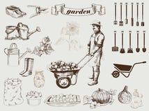 Jardinería libre illustration