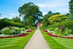 Jardinería ornamental Imagen de archivo libre de regalías
