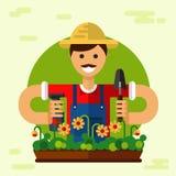 jardinero Fotos de archivo