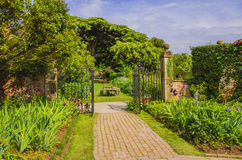 Jardines foto de archivo libre de regalías