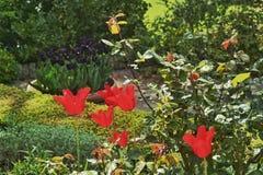 jardines Imagen de archivo
