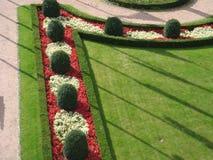 Jardines Fotografía de archivo libre de regalías