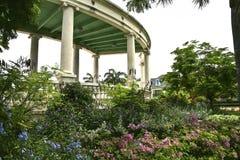 Jardines arquitectónicos foto de archivo libre de regalías