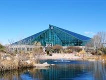 Jardines botánicos de Albuquerque Imagen de archivo libre de regalías