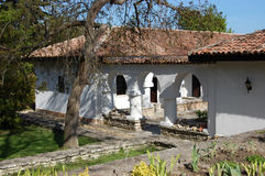 Jardines botánicos de Balchik. Imagen de archivo libre de regalías
