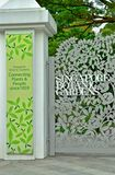 Jardines botánicos de Singapur Imagen de archivo libre de regalías