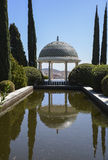 Jardines botánicos Málaga fotografía de archivo