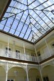 Jardines botánicos Málaga imagen de archivo libre de regalías