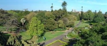 Jardines botánicos reales Foto de archivo