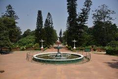 Jardines bot?nicos de Lalbagh, Bangalore, Karnataka imágenes de archivo libres de regalías