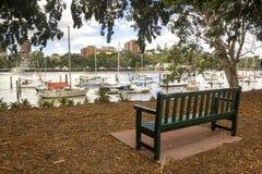 Jardines botánicos de Brisbane Fotos de archivo libres de regalías