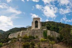 Jardines conmemorativos y botánicos de Wrigley en Catalina Island fotografía de archivo libre de regalías