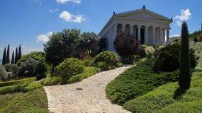Jardines de Bahai Fotos de archivo