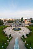 Jardines de Bahai - Haifa, Israel Foto de archivo