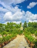 Jardines de Boboli - Florencia Fotografía de archivo