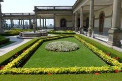 Jardines de Chapultepec Fotografía de archivo