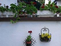 Jardines de colgante Fotos de archivo