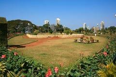 Jardines de colgante en Mumbai Imágenes de archivo libres de regalías