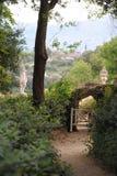 Jardines de Florens Fotos de archivo libres de regalías