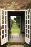 Jardines de Hidcote Imagen de archivo libre de regalías