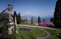 Jardines de Italiante Imagenes de archivo