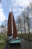 Jardines de Keukenhof en los Países Bajos Imágenes de archivo libres de regalías