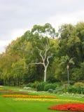 Jardines de la ciudad Fotos de archivo