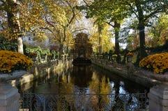 Jardines de Luxemburgo Imágenes de archivo libres de regalías