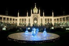 Jardines de Tivoli Foto de archivo libre de regalías