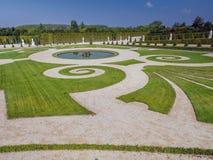 Jardines de Versalles Imagen de archivo libre de regalías