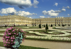 Jardines de Versalles Fotos de archivo
