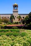 Jardines del Alcazar, parque del balboa, San Diego fotos de archivo libres de regalías