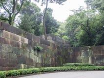 Jardines del este del palacio imperial, Tokio, Japón foto de archivo libre de regalías