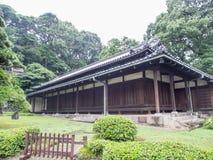 Jardines del este del palacio imperial, Tokio, Japón imágenes de archivo libres de regalías