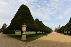 Jardines del Hampton Court Fotografía de archivo