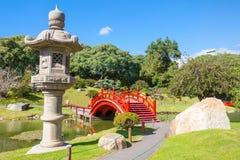 Jardines del japonés de Buenos Aires Fotos de archivo