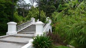 Jardines del lago Perdana Imagen de archivo libre de regalías
