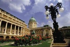Jardines del palacio imagen de archivo libre de regalías
