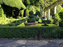 Jardines del renacimiento foto de archivo libre de regalías