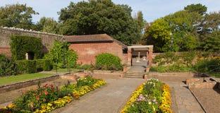 Jardines Devon England Reino Unido de Sidmouth Connaught fotos de archivo