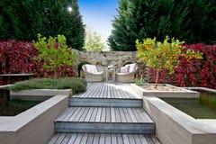 Jardines formales Imagenes de archivo
