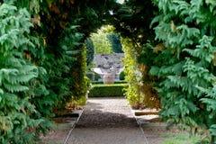 Jardines formales Imagen de archivo