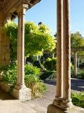 Jardines italianos imagen de archivo